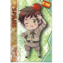 Free Shipping Axis Powers Hetalia Spain Cosplay Costume for Halloween and Christmas