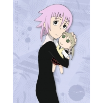 Crona Cosplay Wig from Soul Eater Free Shipping for Halloween and Christmas