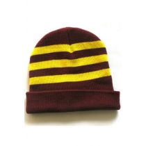 Harry Potter Gryffindor Cosplay Hat for Halloween and Christmas