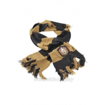 Hufflepuff Cosplay Scarf from Harry Potter for Halloween and Christmas