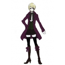 Black Butler Kuroshitsuji Alois Trancy Cosplay Wig Free Shipping for Halloween and Christmas