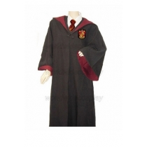 Gryffindor Cosplay Robe and Ron Weasley Magic Wand Free Shipping from Harry Potter for Halloween and Christmas