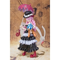 Free Shipping One Piece Perona Black Cosplay Dress Custom Made for Halloween and Christmas