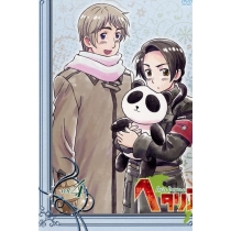 Free Shipping Axis Powers Hetalia Russia Cosplay Costume for Halloween and Christmas
