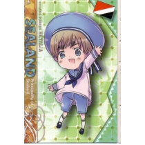 Axis Powers Hetalia Sealand Cosplay Costume for Halloween and Christmas