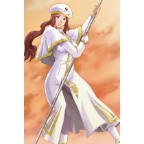 Aria Atora Monteverdi Cosplay Costume for Halloween and Christmas