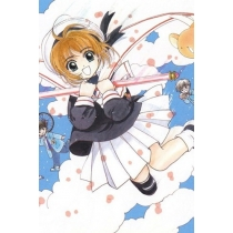 Card Captor Sakura Kinomoto Cosplay School Uniform Free Shipping for Halloween and Christmas