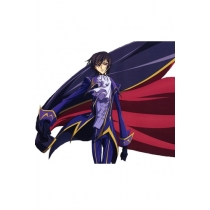 Code Geass ZERO Cosplay Costume Free Shipping on Free Shipping for Halloween and Christmas