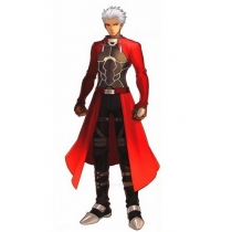 Fate Stay Night Archer Cosplay Costume Free Shipping for Halloween and Christmas