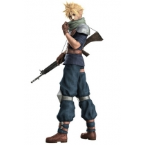 Free Shipping Final Fantasy VII Crisis Core Cloud Strife Cosplay Costume for Halloween and Christmas