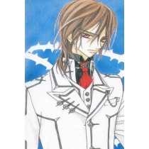 Boy Night Cosplay Uniform from Vampire Knight Free Shipping for Halloween and Christmas