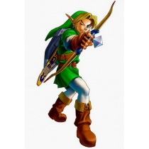 The Legend of Zelda Link Cosplay Costume Free Shipping for Halloween and Christmas