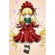 Rozen Maiden Shinku Cosplay Costume Free Shipping for Halloween and Christmas