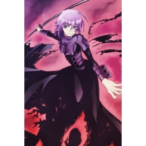 Soul Eater Crona Cosplay Costume Wig Free Shipping for Halloween and Christmas
