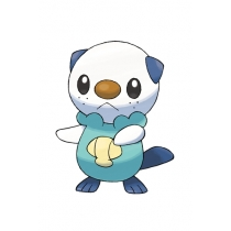 Pokemon Oshawott Cosplay Doll Free Shipping for Halloween and Christmas