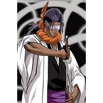 Bleach Kaname Tousen Cosplay Costume Free Shipping for Halloween and Christmas