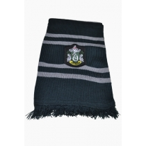 Slytherin House Cosplay Narrow Scarf from Harry Potter Free Shipping for Halloween and Christmas