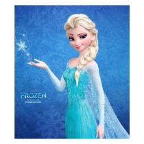 Frozen Queen Elsa Cosplay Wig Free Shipping for Halloween and Christmas