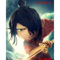 Kubo Cosplay Wig from Kubo and the Two Strings Free Shipping for Halloween and Christmas