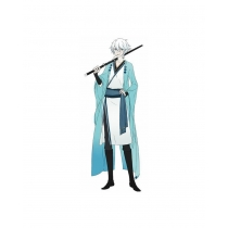 Saga Of Blade & Saber Yanhe Cosplay Costume and Wig Free Shipping for Halloween and Christmas