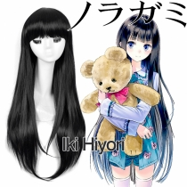 Noragami Iki Hiyori Cosplay Wig Free Shipping for Halloween and Christmas