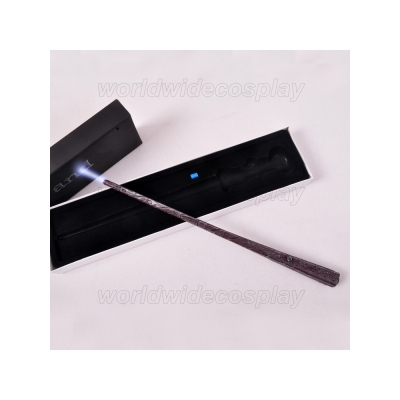 Sirius Black Glowing Cosplay Magic Wand from Harry Potter Free Shipping for Halloween and Christmas