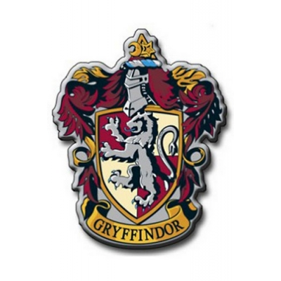 Gryffindor Cosplay Badge Tatoo Free Shipping from Harry Potter for Halloween and Christmas