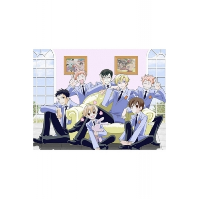 Ouran High School Host Club Boy Cosplay School Uniform Free Shipping for Halloween and Christmas
