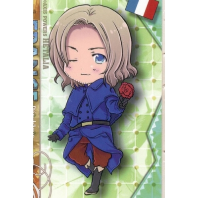Free Shipping Axis Powers Hetalia France Cosplay Costume for Halloween and Christmas