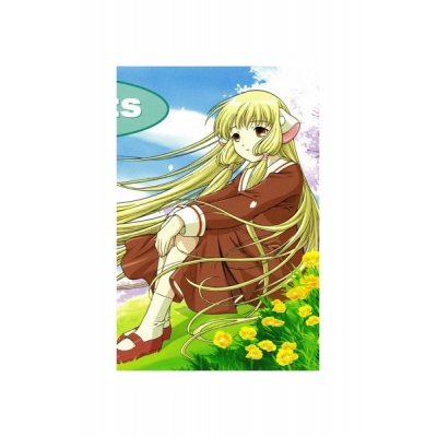 Chobits Chii Black Cosplay Dress Free Shipping for Halloween and Christmas