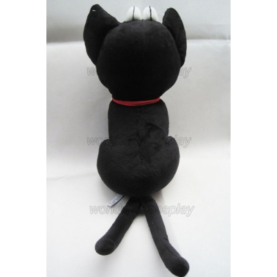 Ao no Exorcist Lovely Black Cosplay Cat Doll Free Shipping for Halloween and Christmas