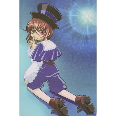 Rozen Maiden Souseiseki Cosplay Costume Free Shipping for Halloween and Christmas