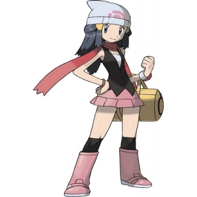 Pokemon Dawn Cosplay Costume Free Shipping for Halloween and Christmas