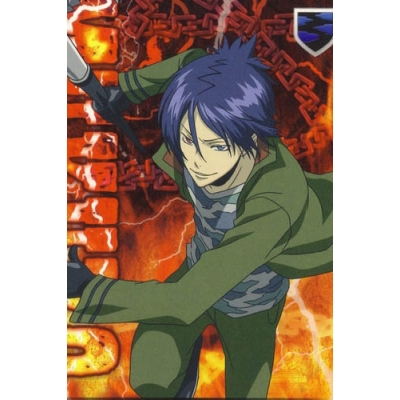 Katekyo Hitman Reborn Mukuro Rokudo Kokuyo Cosplay School Uniform Free Shipping for Halloween and Christmas