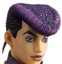 JoJo's Bizarre Adventure Josuke Higashikata Cosplay Wig Free Shipping for Halloween and Christmas