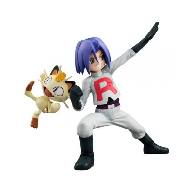 Pokemon Team Rocket James Cosplay Costume Free Shipping for Halloween and Christmas