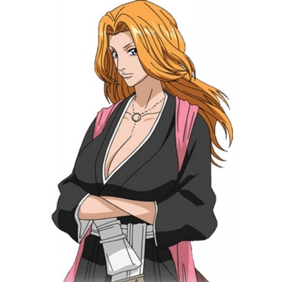 Free Shipping Bleach Rangiku Matsumoto Cosplay Costume for Halloween and Christmas