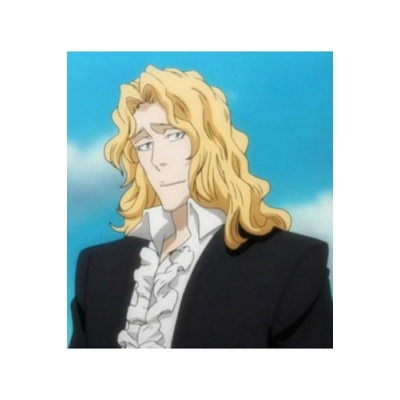 Bleach Otoribashi Rojuji Rose Cosplay Costume Free Shipping for Halloween and Christmas