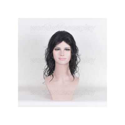 Michael Jackson Cosplay Wig Free Shipping for Halloween and Christmas