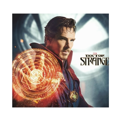 Doctor Strange Stephen Strange Cosplay Wig Free Shipping for Halloween and Christmas