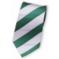 Slytherin House Cosplay Wide Silk Necktie from Harry Potter Free Shipping for Halloween and Christmas