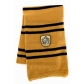 Hufflepuff House Cosplay Delux Scarf from Harry Potter Free Shipping for Halloween and Christmas