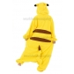 Free Shipping Pokemon Pikachu Cosplay Costume for Halloween and Christmas