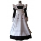 Free Shipping Black Butler Kuroshitsuji Mey Rin Cosplay Costume for Halloween and Christmas