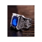 Black Butler Kuroshitsuji Ciel Phantomhive Cosplay Ring Free Shipping for Halloween and Christmas