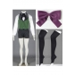 Black Butler Kuroshitsuji Alois Trancy Cosplay Costume Free Shipping for Halloween and Christmas