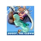 Free Shipping One Piece Buggy The Clown Cosplay Costume Custom Made for Halloween and Christmas