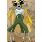 Free Shipping One Piece Vander Decken Cosplay Costume Custom Made for Halloween and Christmas