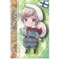 Axis Powers Hetalia Finland Cosplay Costume for Halloween and Christmas