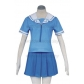 Azumanga Daioh Girl School Blue Uniform for Halloween and Christmas